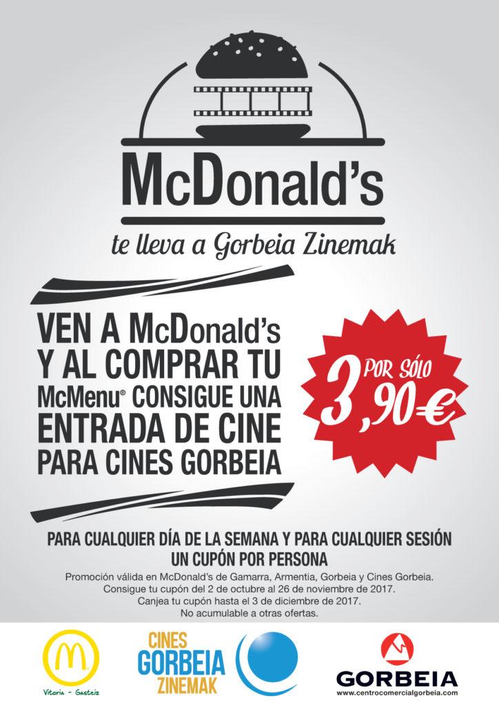 Consigue una entrada de cine por 3.90€