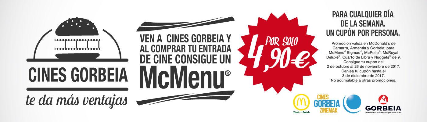 McMenu 4.90€